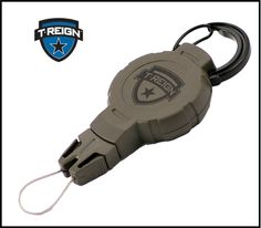 http://www.rangerjoes.com/T-REIGN-Heavy-Duty-Retractable-Gear-Tether-Small-P9468C90.aspx  T-REIGN Heavy-Duty Retractable Gear Tether - Small  Item #: 	A6369000099                  $15.99