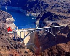 Six tunnels to Hoover Dam Half- Marathon...this may be my next race!!!