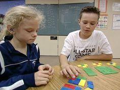 Math as a Social Activity - Responsive Classroom Ideas used!