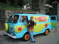 The Mystery Machine - Scooby Doo