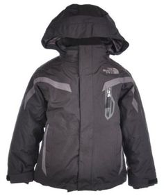 The North Face Boys XSmall-XLarge Boundary Triclimate Jacket $119.99
