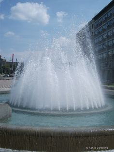 Belgrade, City of Fountains