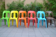 CANDY CHAIRS  Size: 506 mm x 435 mm x 755 mm