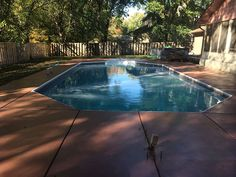 When it comes to remodeling your pool, there is no reason to let yourself stress out over the prospect of doing it yourself.  The professionals at E & J are qualified, experienced and ready to help you out.  Contact Us to discuss your pool renovation and pool remodeling needs throughout Wichita and the surrounding areas.
