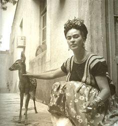 Frida & Deer