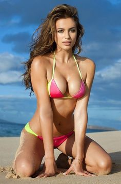 beautiful bikini women