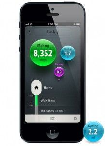 Moves App aims to replace wristbands and gadgets