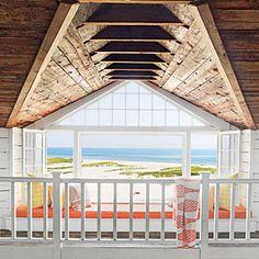Scenic Loft Escape - Space-Saving Built-Ins - Coastal Living Mobile