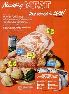 Nourishing Meat that Comes in Cans!