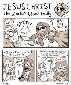 the world's worst bully
