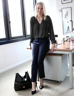 ELLEuk Editor-In-Chief Lorraine Candy