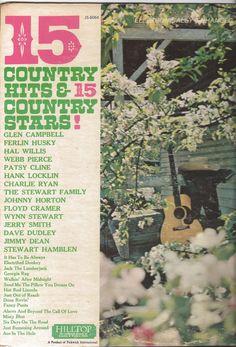 old album cover