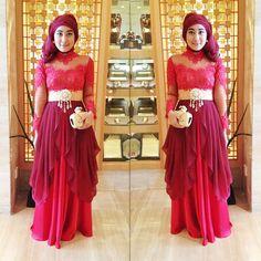 dress kebaya, kebaya hijab, hijab styles, dress chiffon, kebaya dress