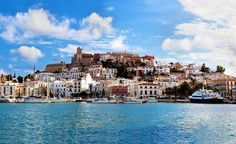 Ibiza. (From: 40 Islands You'd Love To Be Stranded On)