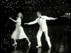 Greatest Tap Number EVER - Fred Astaire and Eleanor Powell:  Begin The Beguine from The Broadway Melody of 1940.