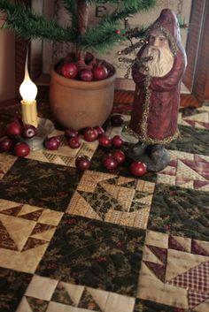Betsy's Baskets at Christmas