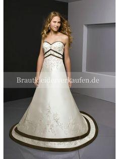 Ein bisschen mehr Farbe für Ihre Hochzeit-Farbige Brautkleider