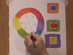 Understanding the Color Wheel and Complementary Colors complementari color, colors, watercolor basic, color wheels, complimentari color, color studi