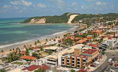 Praia de Ponta Negra - Natal - RN - Brasil