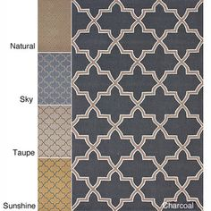 http://www.overstock.com/Home-Garden/Handmade-Alexa-Moroccan-Trellis-Wool-Rug-5-x-8/6737498/product.html?CID=214117 $188.99