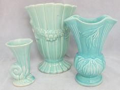 Turquoise USA Potteryware