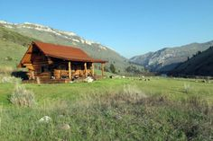 The Circle P Fishing Ranch Near Maudlow, MT. http://fayranches.com/ranches-for-sale/montana/circle-p-ranch