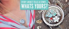 Every Origami Owl Locket Tells a Story  www.buycharms.origamiowl.com