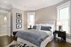 Modern Classic Victorian bedroom