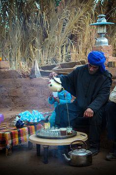 Tea in Algeria