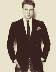 Chris Evans <3