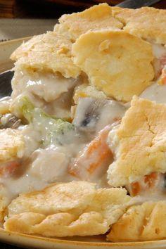 Chicken Pot Pie #Recipe - A Family Favorite!