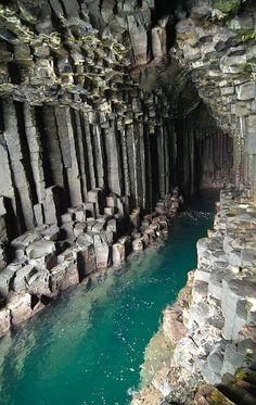 Fingal's Cave, Scotland