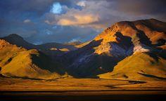 Gang Ti Se Mt range, Tibet
