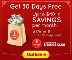 Premium Coupons Club – Free for 30 days