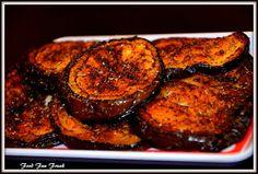 Grilled Eggplants or Baigan ~ Food Fun Freak
