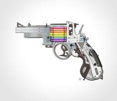 Creative Gun