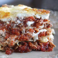 North End Italian Lasagna
