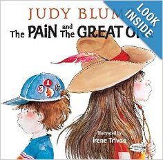 The Pain and The Great One - Different perspectives/ Point of Views {Must Read Mentor Text} - Collaboration Cuties