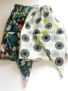 Show Tell Share: Skirts With Matching Head Wraps (DIY Fabric Head Wraps)for child going through chemo