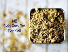 DIY Cold Care Tea for Kids   Real Food OutlawsReal Food Outlaws