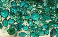 emeralds, rock, emerald gem