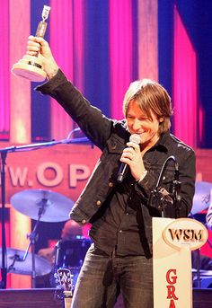Keith Urban is the Newest Opry member!