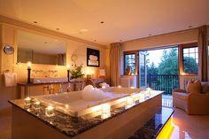 Future bathroom  (rich homes,interior,bathrooms,nice houses,candles,design,interior design,bathroom designs,bedroom decorating ideas)