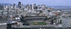 AT & T Park  Watch for free behind right field