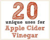 apple cider vinegar, appl cider