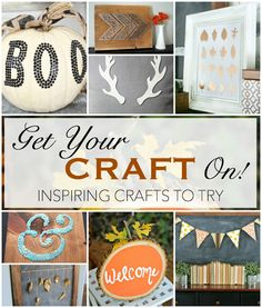Get your Craft On -