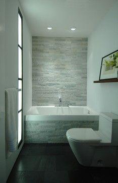 California Cool in the Castro-Bathroom - contemporary - bathroom - san francisco - Mark Brand Architecture