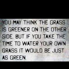 Inspirational words. words