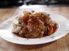 Peach Whisky Chicken Recipe : Ree Drummond : Food Network
