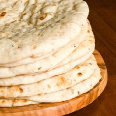 ~Making Simple Flat Breads.